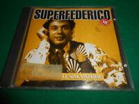 CD AUDIO: Federico Salvatore – Superfederico