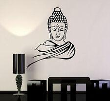 Wall Stickers Vinyl Decal Buddha Religion Buddhism Meditation (ig1401)
