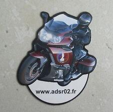 MAGNET PUBLICITAIRE - ADSR02 - MOTO - MOTARD