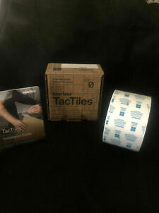 Interface FLOR TacTiles (500 Pieces) Adhesives Connectors