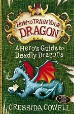 A hero's Guide to Deadly Dragons ( Hipo ) por Cressida Cowell LIBRO DE BOLSILLO
