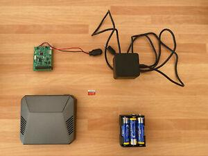 Raspberry Pi 4b 4 Go de RAM 64 Go Stockage Argon One Case Pi USVCW2 comme neuf