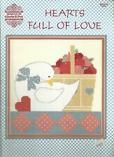 Hearts Full of Love Designs By Gloria & Pat Book 59
