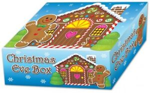Christmas Eve Box Gingerbread Design (Makes 1) Flat Packed