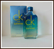 Calvin Klein CK One Summer 2015  100 ml EDT Spray NEU & Original