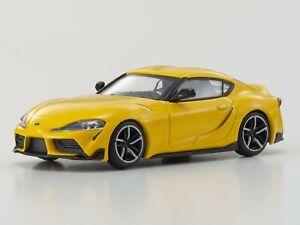 1:64 Kyosho Toyota GR Supra A90/J29 MK5 Gazoo Racing 2019-2021 Red/White/Yellow