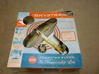 L7- Vintage 1960s AC Gilbert American Flyer Skystreak Tether Plane