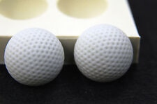 Sugarcraft Silicone Molds,fondant  Mold Cake Topper Chocolate Clay - Golf Ball
