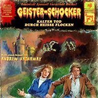 GEISTER-SCHOCKER - VOL.71: KALTER TOD DURCH HEIßE FLOCKEN  CD NEU