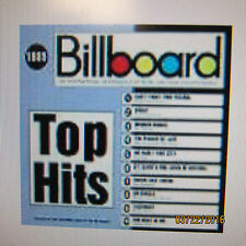 Billboard Top Hits 1985 PianoDisc CD PianoCD