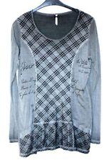 Damenblusen, - tops & -shirts aus Viskose Normalgröße Größe 42
