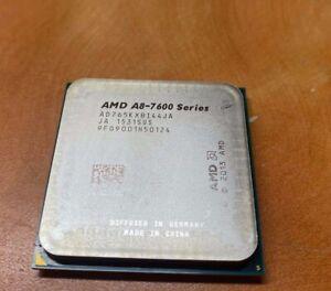 AMD  A8-7650K Desktop Processor FM2+ AD765KXBI44JA  CPU Fully Tested