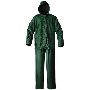 RPS Outdoors  Mossi Rain Suit-Waterproof  Green Size Large