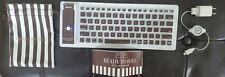 Henri Bendel Roll Up Bluetooth Keyboard - Complete