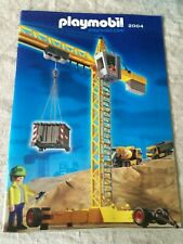Catalogue PLAYMOBIL 2004