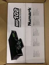 Numark MP102 Professional MP3 CD Player Rack Mountable