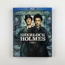 Sherlock Holmes (Blu-ray, 2010) s *Canada Import Region Free*