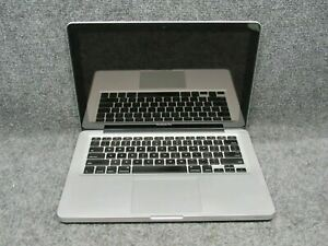 "Apple MacBook Pro A1278 13"" Laptop w/ Intel Core i5 2.50GHz 8GB RAM 500GB HDD"