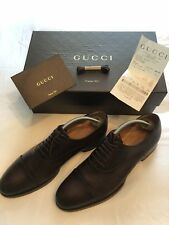 b5871a1061c Gucci Leather Upper Lace-up Casual Shoes for Men