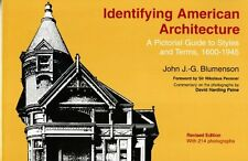 Identifying American Architecture: A Pictorial Guide to Styles and Terms, 1600-1