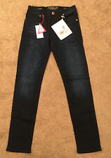 Jacob Cohen Handmade Tailored Men's Jeans Stretch Comfort Size 31 RRP: £270