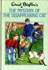 The Mystery of the Disappearing Cat,Enid Blyton- 9780416164428
