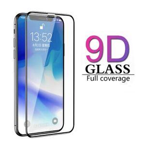 9D Panzerfolie Schutzfolie Tempered Glass Verbundglas Glasfolie FULL Glass Cover