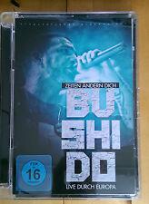 BUSHIDO - Zeiten ändern dich | Live durch Europa | (2010 DVD + Bonus CD)