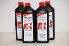 4 X 1 Liter SHB Swiss Kalk Clean Premium Entkalker für alle Modele geeignet Jura