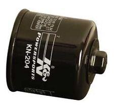 K&N Oil Filter KN-204 Yamaha, Kawasaki, Honda, Triumph