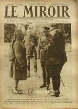 Le miroir n°138 -1916-les villages repris sur la Somme-les quartiers de Verdun