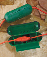 Extension Cord Safety Seal~Green~ Keep Your Connections Dry ~Home ~Work~In Stock