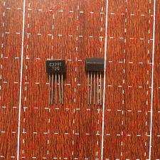 1PCS 2SC2291  Audio Transistor MITSUBISHI SIP-5  C2291