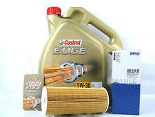 5Liter Castrol Edge Titanio FST Ll 5W30 Aceite de Motor+Filtro Mahle OX143D