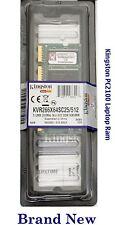 Kingston 512MB DDR PC2100 Sodimm LAPTOP Memory KVR266X64SC25/512 @Syd  Free Post
