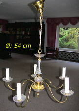 Kristall Kronleuchter Lampe Kerzen Deckenlampe Hängelampe Pendelleuchte Cla Lamp