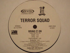 "TERROR SQUAD - BRING IT ON / GIMME DAT (12"") 1999!!  RARE!!  FAT JOE + ALCHEMIST"
