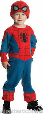 Ultimate Spider-ManToddler Fleece Costume Marvel Comics Size 2T-4T NEW 880785