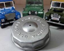 LAND Rover Serie 1 2 2a in lega CASTROL Lucas Girling CLUTCH BRAKE RESERVOIR CAP