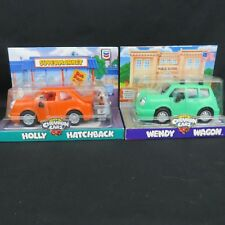 Chevron Cars Holly Hatchback and Wendy Wagon Retired New in Box