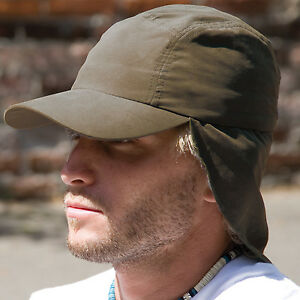 Result Legionnaire Cap Holiday Baseball Hat Neck Holiday Sun Protection (RC69)
