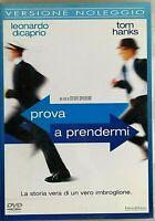 PROVA A PRENDERMI (2002)regia di Steven Spielberg - DVD EX NOLEGGIO - DREAMWORKS