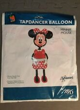 Mickey unlimited Minnie Mouse Tapdancer Balloon 4' tall