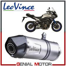 Leovince Komplett Auspuff Lv One Evo Yamaha Mt 09 Tracer/Fj 09 2015 > 2016