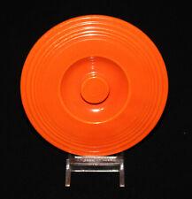 RARE Fiestaware Vintage #3 Mixing Bowl LID Orange