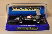 Scalextric C3413 Team Lotus Type 49B Joe Siffert No 22 Rob Walker Racing 1968