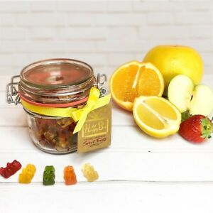 Halal Happy Box - Halal Sweets Gift GUMMY BEARS (Islamic Gifts Box Muslim Luxury