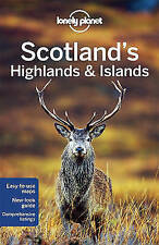 Lonely Planet Scotland's Highlands & Islands (Travel Guide), Symington, Andy, Wi