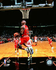Michael Jordan Chicago Bulls Licensed 8 X 10 Photo AANC015