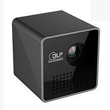 Protable Micro USB Smart Beam Black Mini Pico Laser Projector